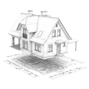 house for website